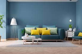 blue living room design ideas for your
