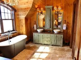 rustic bathroom lighting. Photo Of Rustic Bathroom Lighting Ideas Home Interiors