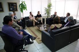 TCE-RO recebe visita de deputado e representação de Vilhena para tratar de  assuntos ligados à gestão – TCE-RO | Tribunal de Contas do Estado de  Rondônia