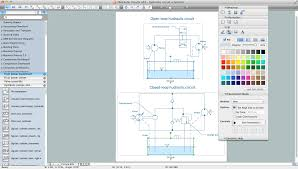 house electrical plan software electrical diagram software the technical drawing software for mac windows