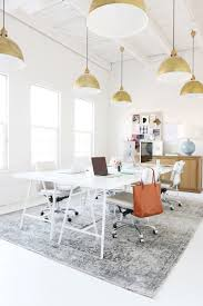 studio office design. Studio Office Design With White Work Table