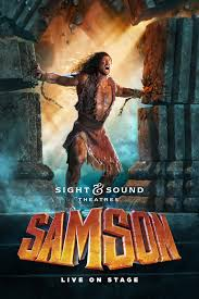 Samson At Sight Sound Theatres In Branson Mo Buy Show