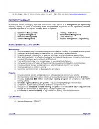 generic resume qualifications cipanewsletter generic resume summary samples resume for job