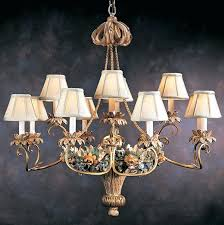 french country wooden chandeliers