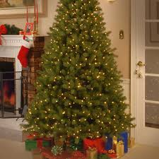 ... Interesting Inspiration 8ft Artificial Christmas Tree Exquisite  Decoration Trees Pre Lit 3ft ...