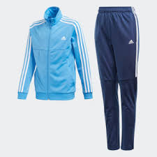 adidas <b>Спортивный костюм</b> Tiro - синий | adidas Россия