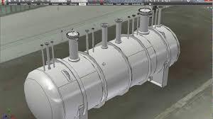 Pressure Vessel Skirt Design Pressure Vessel Modeling Part 1