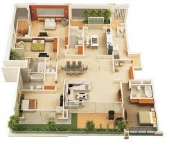 Popular Modern Four Bedroom House Plans Modern House Design New 4