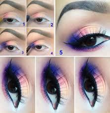 25 best ideas about colorful eye makeup on