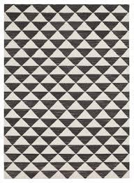 33 ingenious ideas black and white geometric rug colmar wool miss amara hk rugs with pattern ikea
