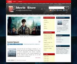 best news template for blogger 30 best cinema blogger templates themes free premium templates
