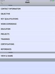 Smart Resume Unique Smart Resume Builder Professional CV Maker App Price Drops