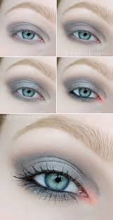 blue eyes are beautiful in themselves but their gorgeousness can be further enhanced with makeup
