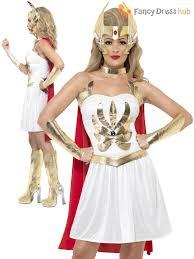 las y she ra costume s superhero outfit