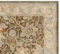 freda persian rug swatch pottery barn