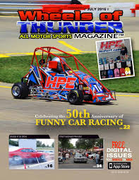 thunder roads ohio by thunder roads ohio magazine issuu 2016 wheels of thunder