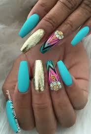 Best 25+ Turquoise nail designs ideas on Pinterest | Turquoise ...