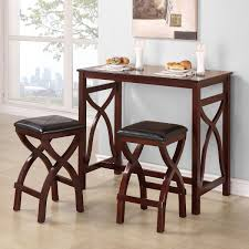 Dining Room Sets For Small Apartments Mesmerizing Inspiration Stylish Design  Small Dining Room Sets For Apartments