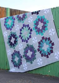 Purple Quilt Patterns New Decorating Design