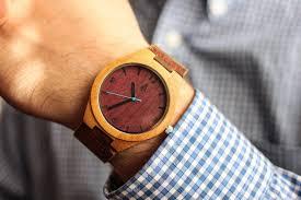 treehut wood watches