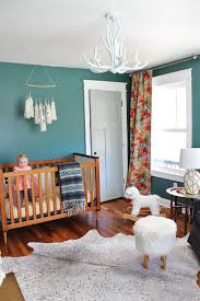 Best Nursery Colors For Baby Development