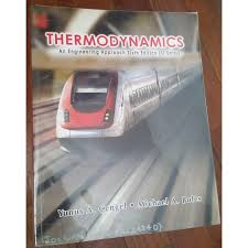 Thermodynamics: An Engineering Approach Sixth Edition (SI Units) by ...