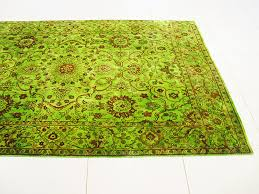 rugsville overdyed lime green wool rug 9 x 12 ping inside prepare 17