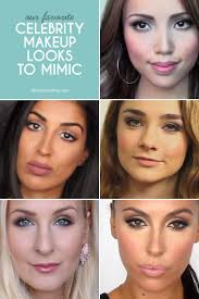 who needs a makeup artist when you ve got ger tutorials from subtle similarities to full on transformations give these celebrity makeup looks a try
