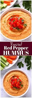 roasted red pepper hummus recipe long1 roasted red pepper hummus recipe