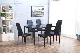 glass top kitchen table and chairs dinning glass dining table for 6 glass top dining table set 4 chairs the kitchen small glass top kitchen table and chairs
