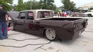 62 Dodge 4 door truck - YouTube