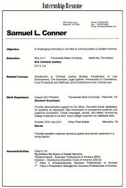 Resume Examples Example Internship Template Sample Student Pharmacy