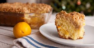 Meyer Lemon Coffee Cake Recipe Macheesmo