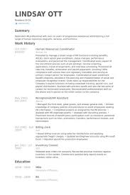 Project Coordinator Resume Samples Lovely 50 Best Sample Resume For