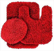 red bath rugs at target bathroom furniture adorable rug set
