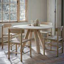 oak dining room sets. Raw Oak Dining Table Room Sets
