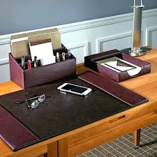 organizing office desk. Office Desk Accessories Set Classy Unique Sets  Stationery . Organizing