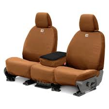 carhartt 1st row brown seat covers
