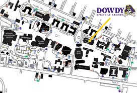 location student stores How To Map An Ecu dowdy main campus map how to map an ecu to a dspace tester