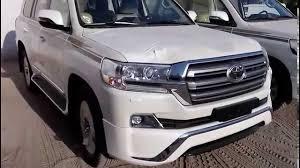 Toyota Land Cruiser VX 2016 In Dubai - YouTube