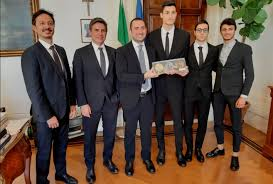 Federazione Italiana Taekwondo - Il Ministro dello Sport ospita a Palazzo  Chigi la Fita.