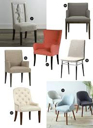upholstered dining chairs with arms excellent beautiful awesome dining room chairs with arms contemporary