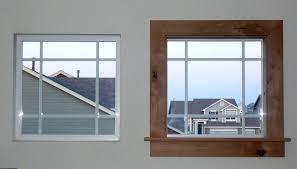 Shaker Window Trim Window Trim Styles Interior