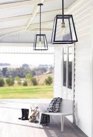 verandah lighting. Beacon Lighting - Southampton 1 Light Traditional Medium Alfresco Exterior Pendant In Antique Black With Clear Glass | Outdoor Pinterest Verandah O