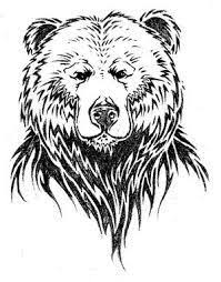 It has a great combo of bold and thin lines. 61 Bear Paw Tattoos Ideas Bear Tattoos Bear Tattoo Bear Paw Tattoos