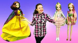 <b>Sonya Rose</b>. Распаковка. Наряды для <b>куклы</b> на День рождения ...