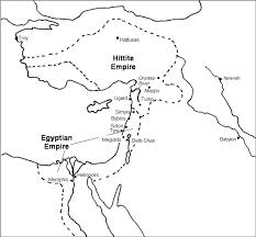 Hittite Empire Compared To Egyptian Empire