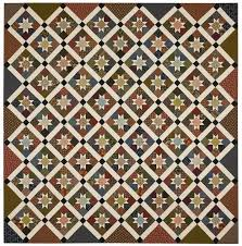 Hanover Stars Quilt Pattern &  Adamdwight.com