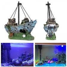 Fish Tank Accessories And Decorations Fish Tank Accessories Supplies Aquarium Decorations Ruins Pirate 93