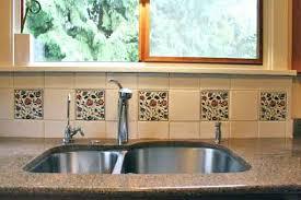 Kitchen Accent Tiles Backsplash Subway Tile Accent Kitchen